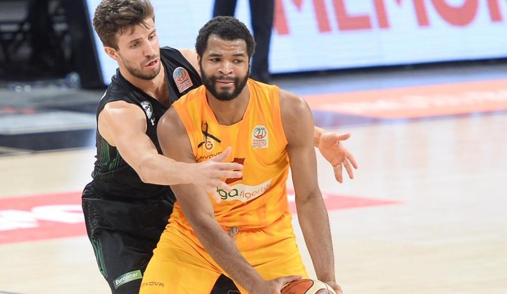 Darüşşafaka Tekfen, deplasmanda Galatasaray Doğa Sigorta'yı 80-64 yendi