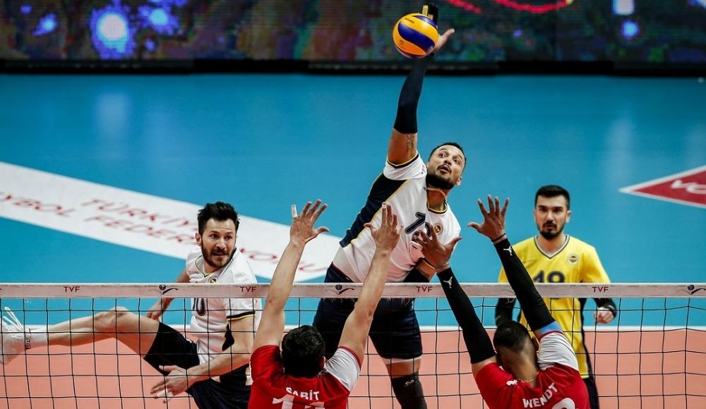 Maliye Piyango, Fenerbahçe'yi 3-1 yenerek, seride 1-1 eşitliği sağladı