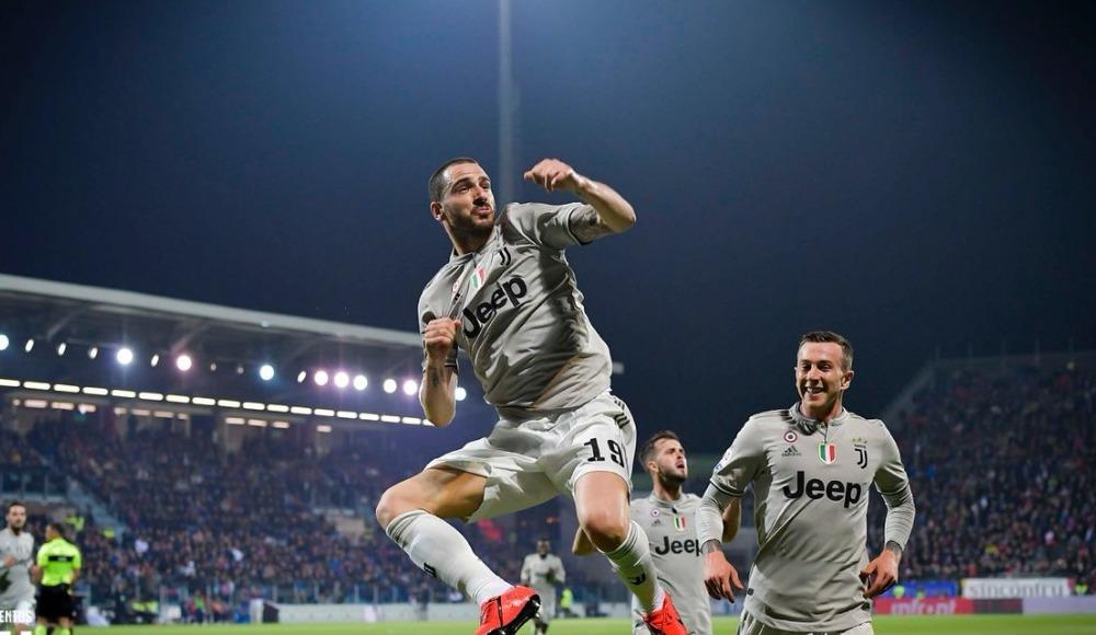 Moise Kean attı lider Juventus yine kazandı! 0-2