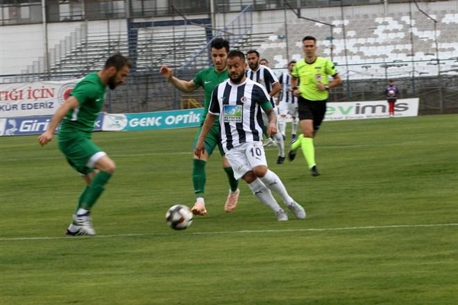 Fethiyespor, sahasında konuk ettiği Kırklarelispor'a 2-0 mağlup oldu