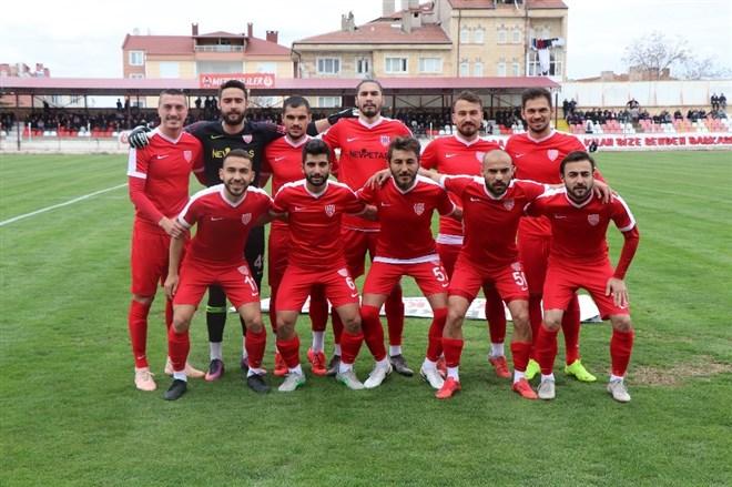 Nevşehir Belediyespor, sahasında Gebzespor ile 1-1 berabere kaldı
