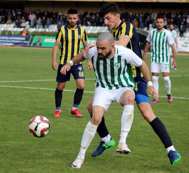 Muğlaspor, sahasında Bucaspor'u 1-0 yendi