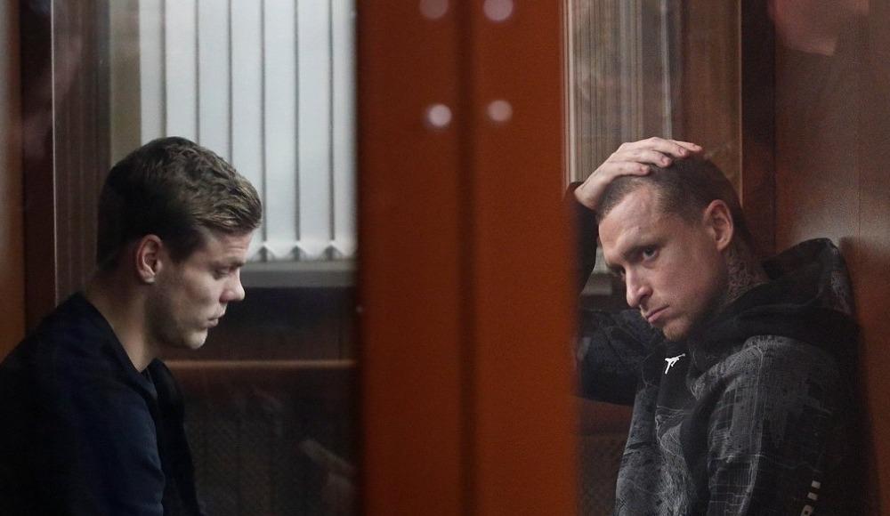 Aleksandr Kokorin ve Pavel Mamaev tutuklu kalmaya devam edecek