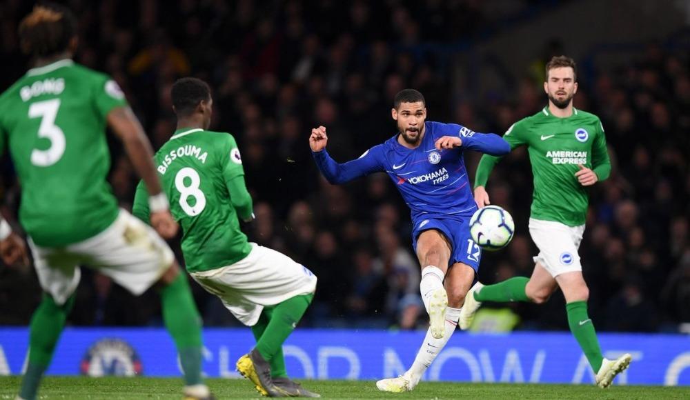 Chelsea ezdi geçti