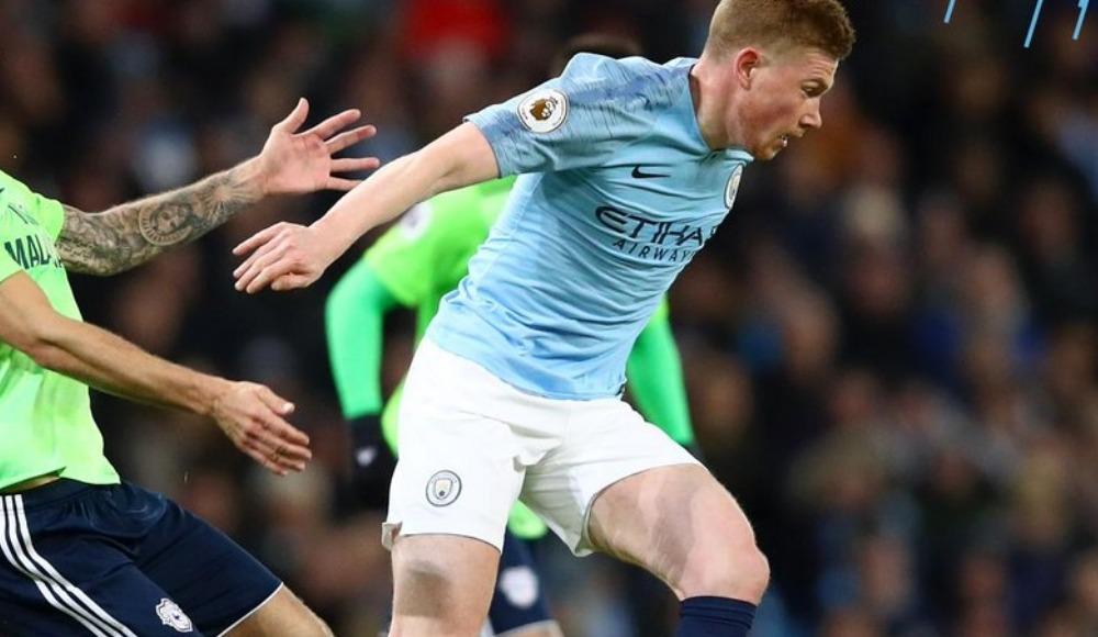 Lider Manchester City kayıp yaşamadı! 2-0