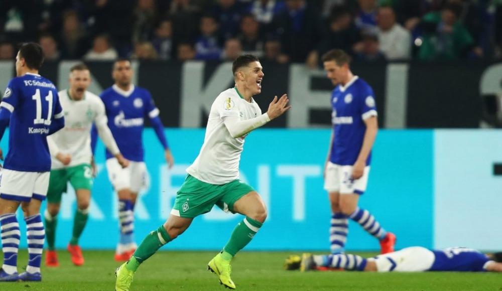 Werder Bremen, Almanya Kupası'nda yarı finale yükseldi