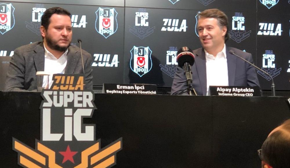 Beşiktaş, e-sporda InGame ile iş birliği yaptı