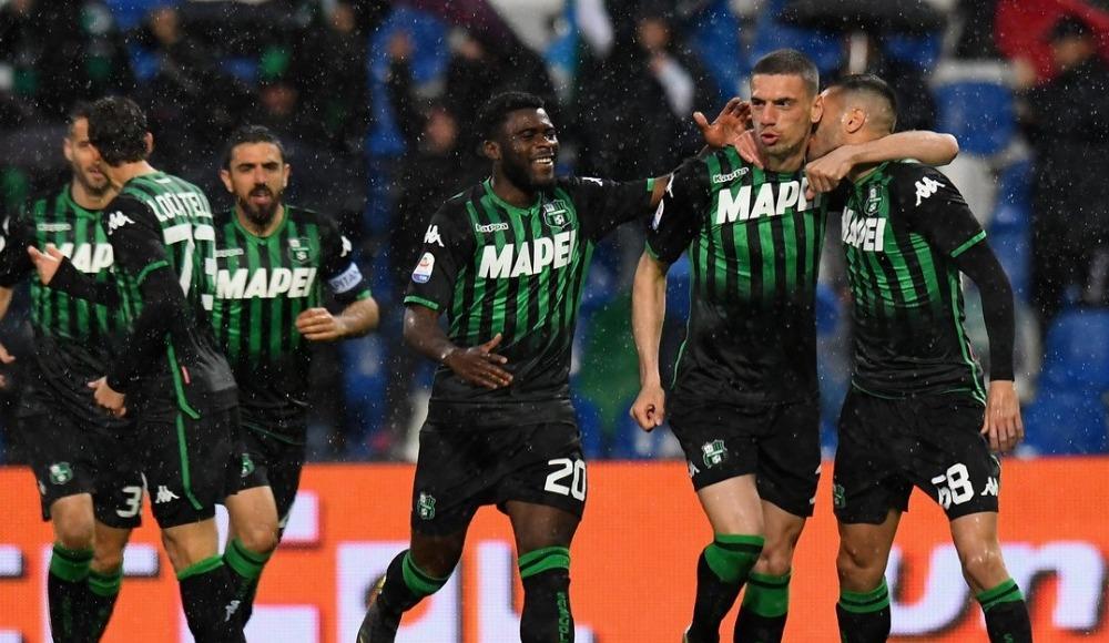 Merih attı, Sassuolo farkla kazandı!