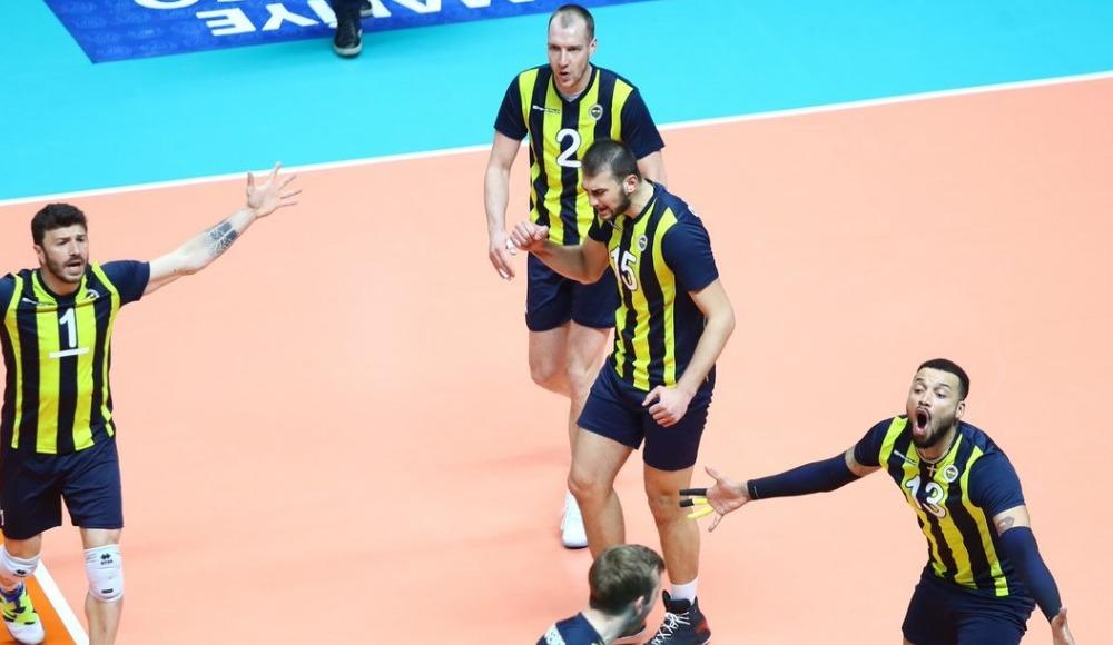 Fenerbahçe, yarı finale yükseldi