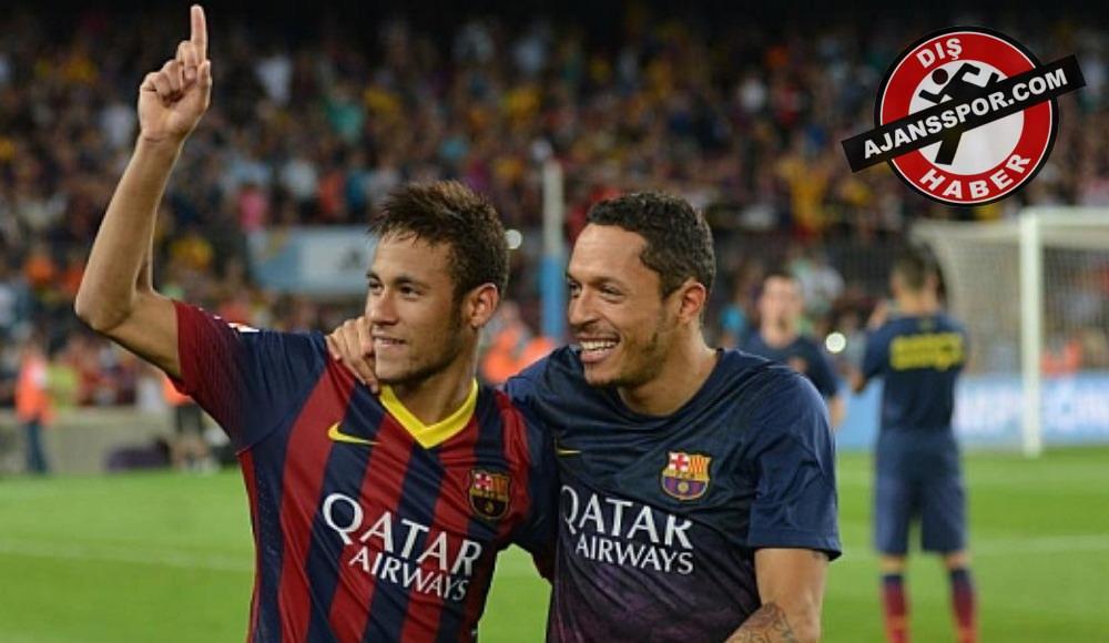 """Adriano'dan itiraf! """"Barcelona'ya gelişim..."""""""