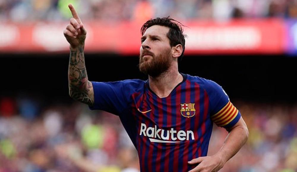 Messi'den Ronaldo açıklaması
