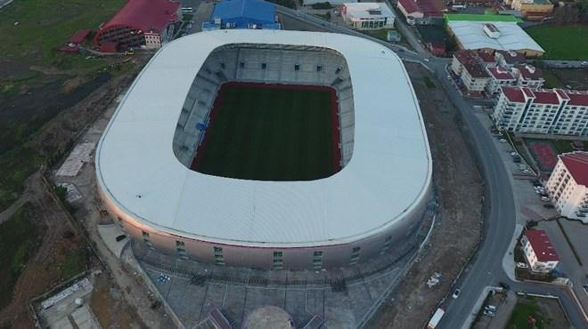 Yeni Ordu Stadı ihale bekliyor