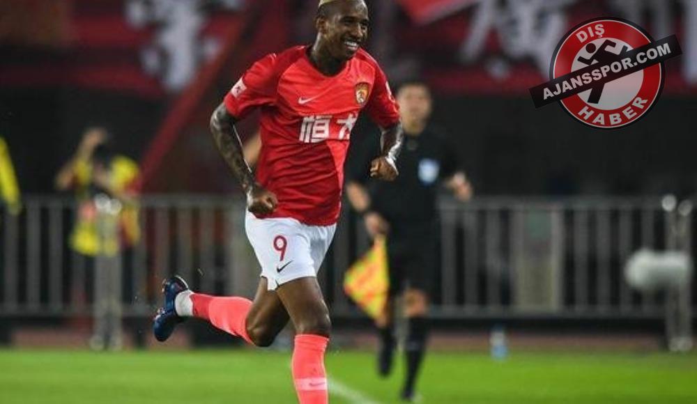 Anderson Talisca, Çin'i sallamaya devam ediyor! 2 gol birden...