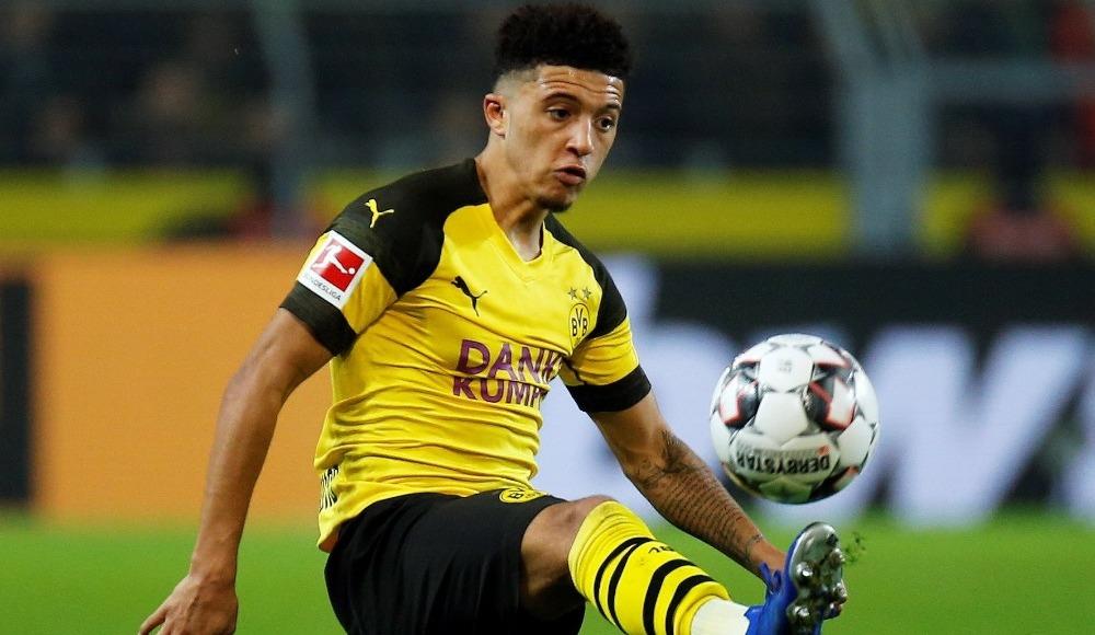 Borussia Dortmund'dan Jadon Sancho açıklaması! Transfer...