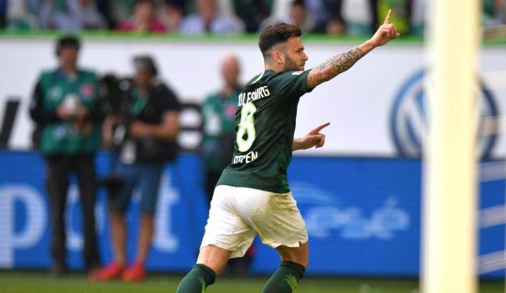 Özet - Wolfsburg 3 puanı 3 golle aldı!