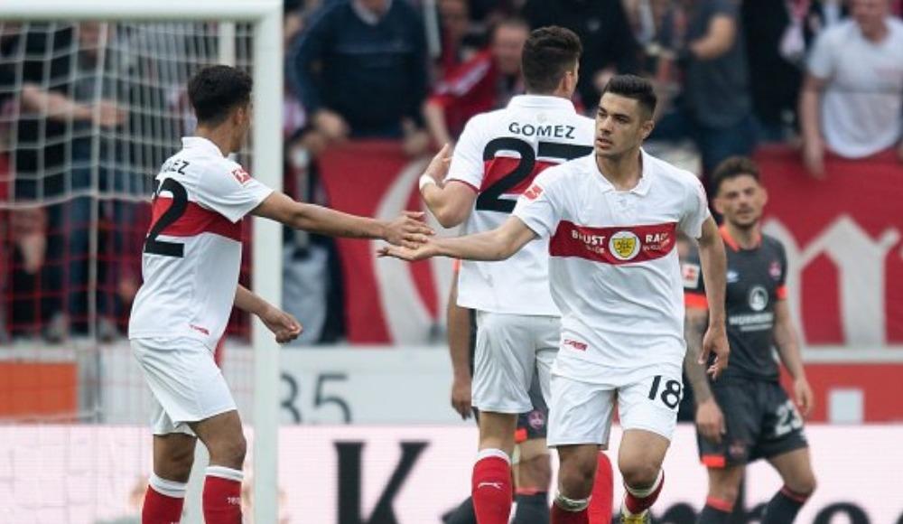 Özet - Ozan Kabak attı, Stuttgart 1 puanı aldı!