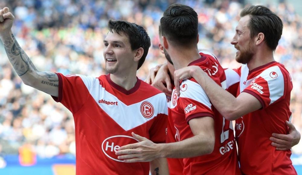 Özet - Fortuna Düsseldorf, Hertha Berlin deplasmanında galip!
