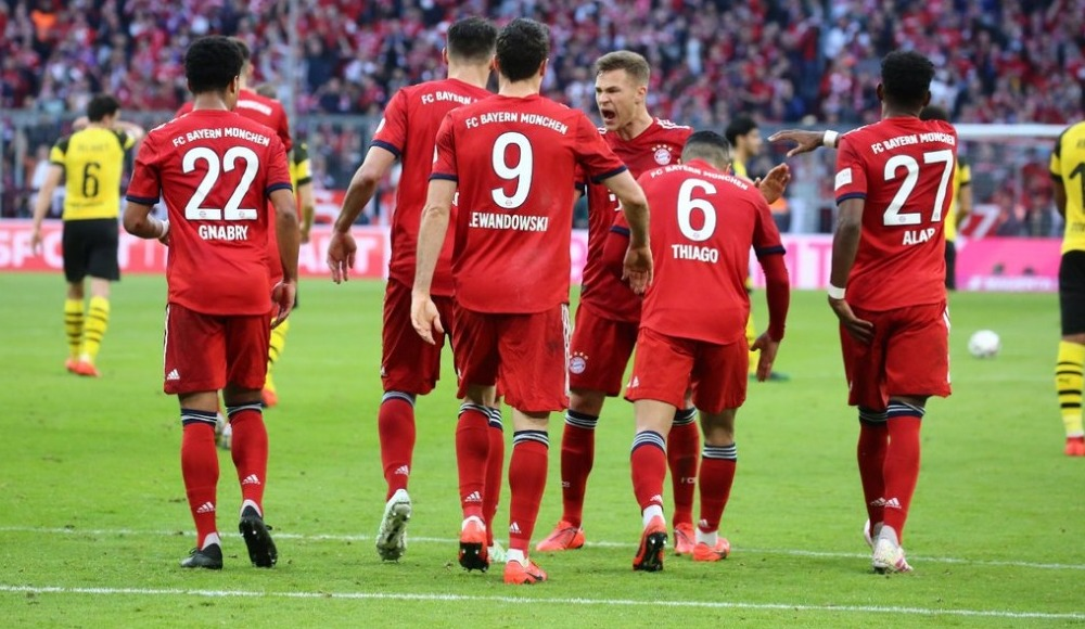 Özet - Bayern Münih'ten gövde gösterisi! Dortmund'u liderlikten etti...