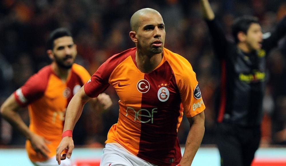 """Feghouli'den gol mesajı: """"Gelecek haftalarda..."""""""