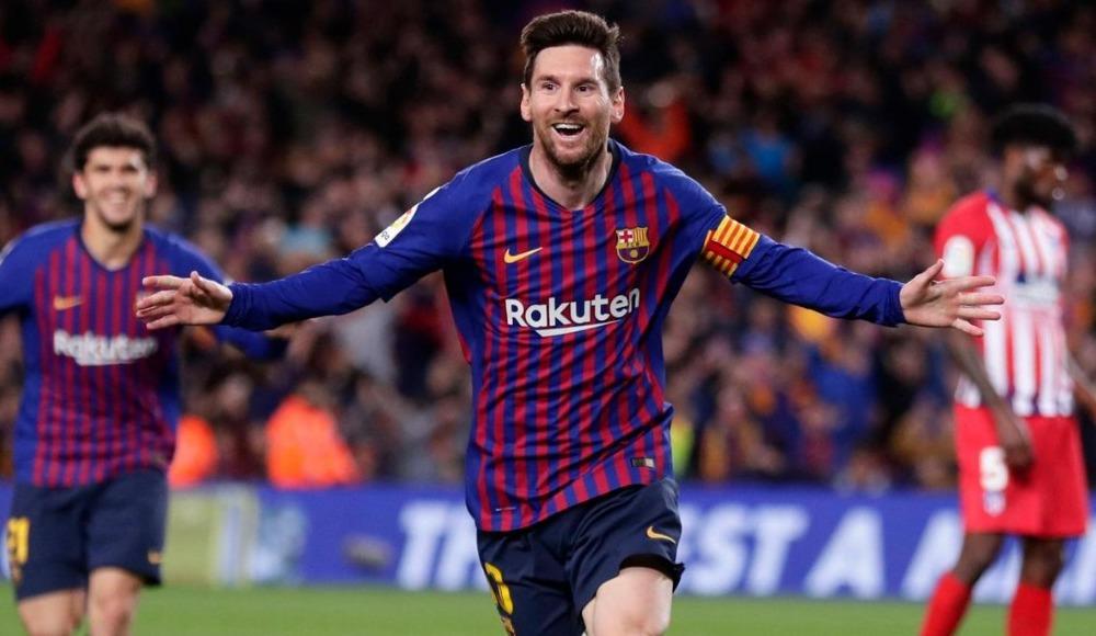 Messi yine La Liga tarihine geçti! Bu kez...