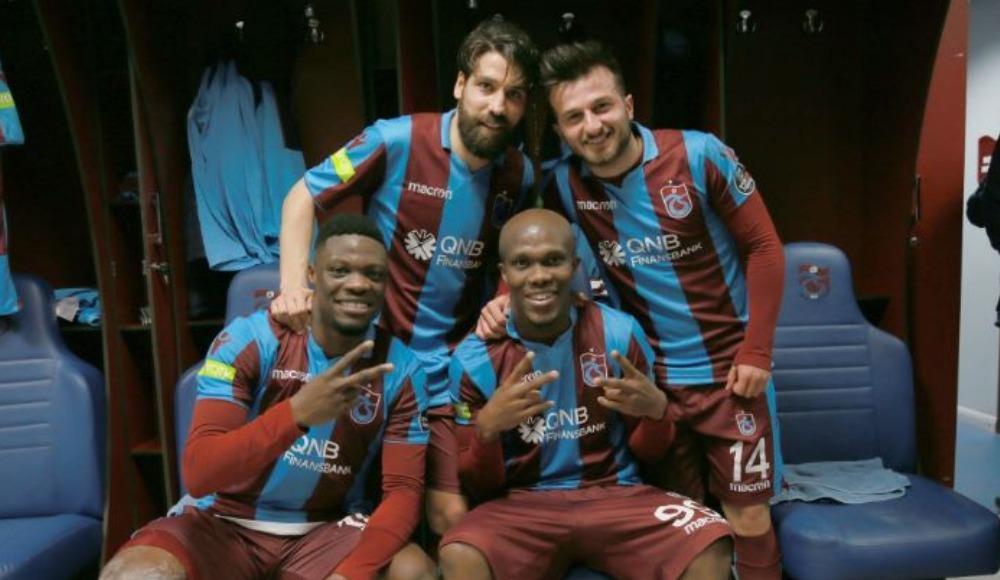 Trabzonspor'da Avrupa sesleri!