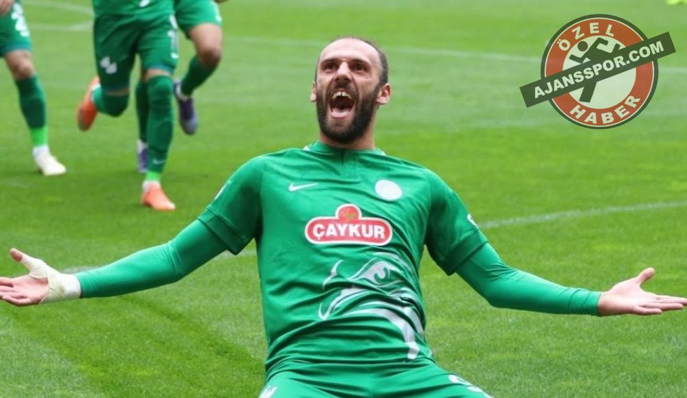 İşte Vedat Muriç için Rizespor'a ulaşan transfer teklifleri!
