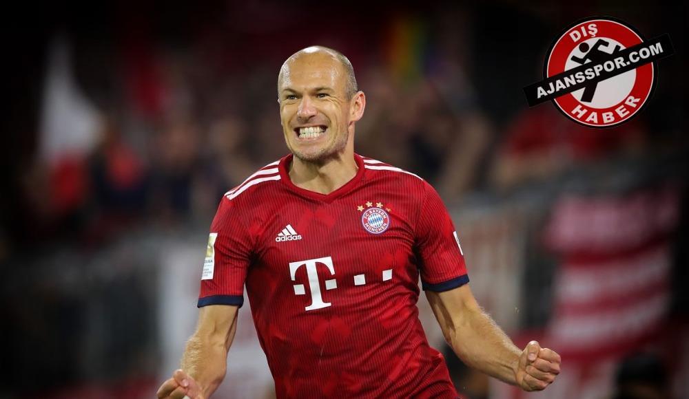 Kanada ekibi Robben'i istiyor!