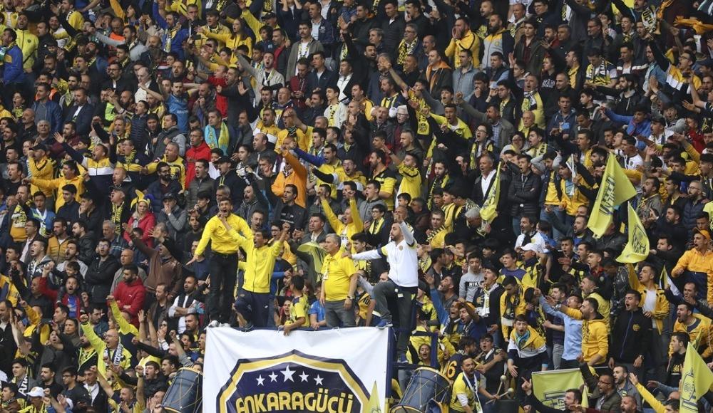 MKE Ankaragücü - Fenerbahçe maçını izleyen seyirci sayısı belli oldu