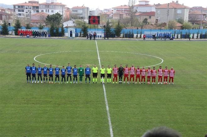 Ergene Velimeşspor, sahasında Nevşehir Belediyespor'u 2-1 mağlup etti
