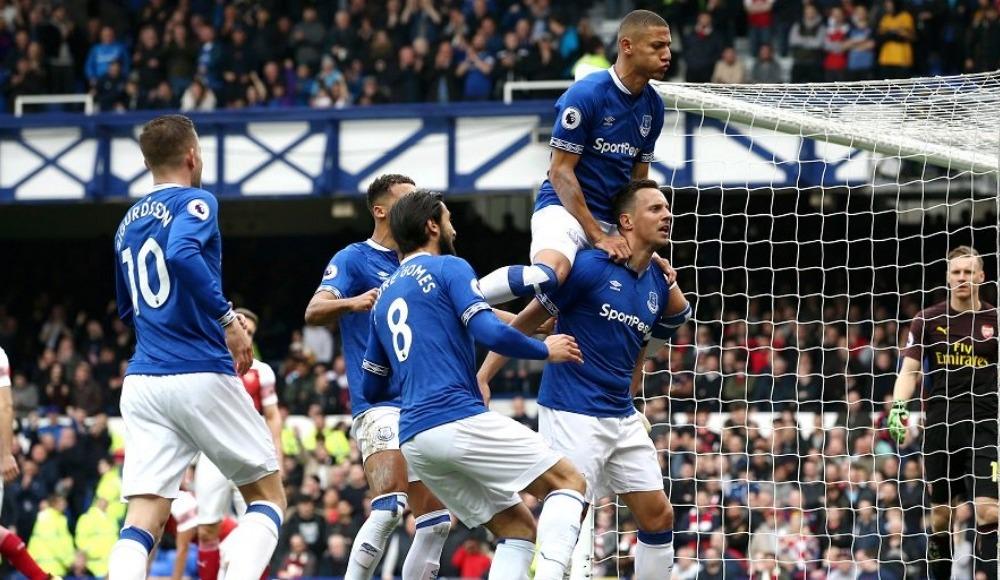 Crystal Palace - Everton (Canlı Skor)