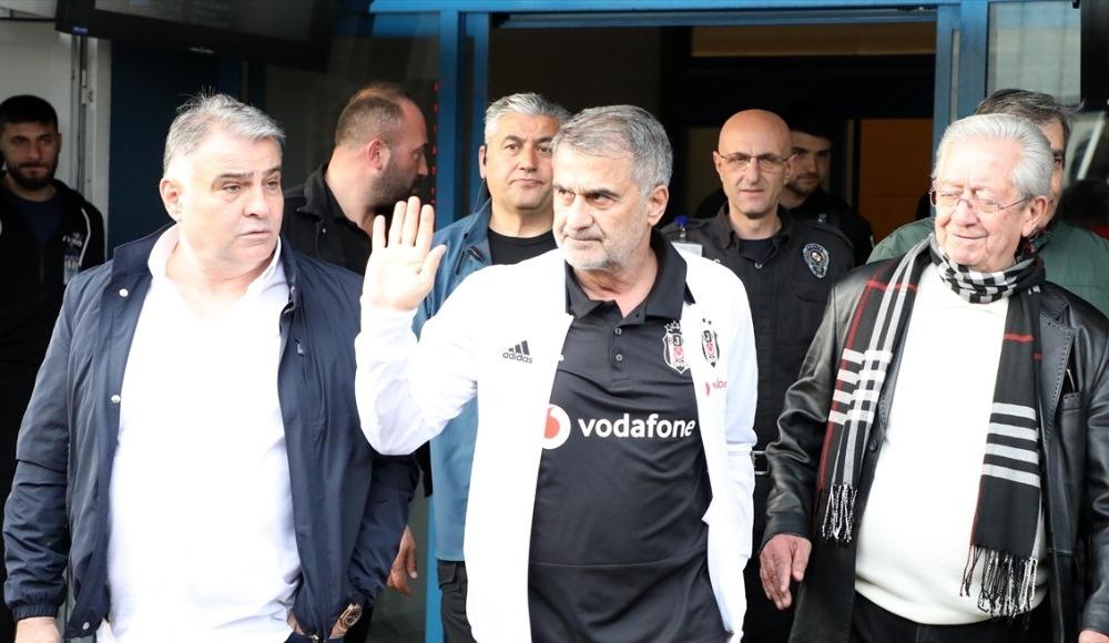 Beşiktaş, Rize'ye geldi