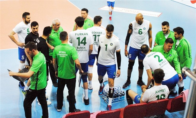 Sorgun Belediyespor, Bursa Büyükşehir Belediyespor'u 3-2 yendi
