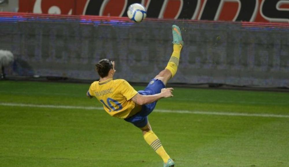 Video - Zlatan'a nazire yaptı