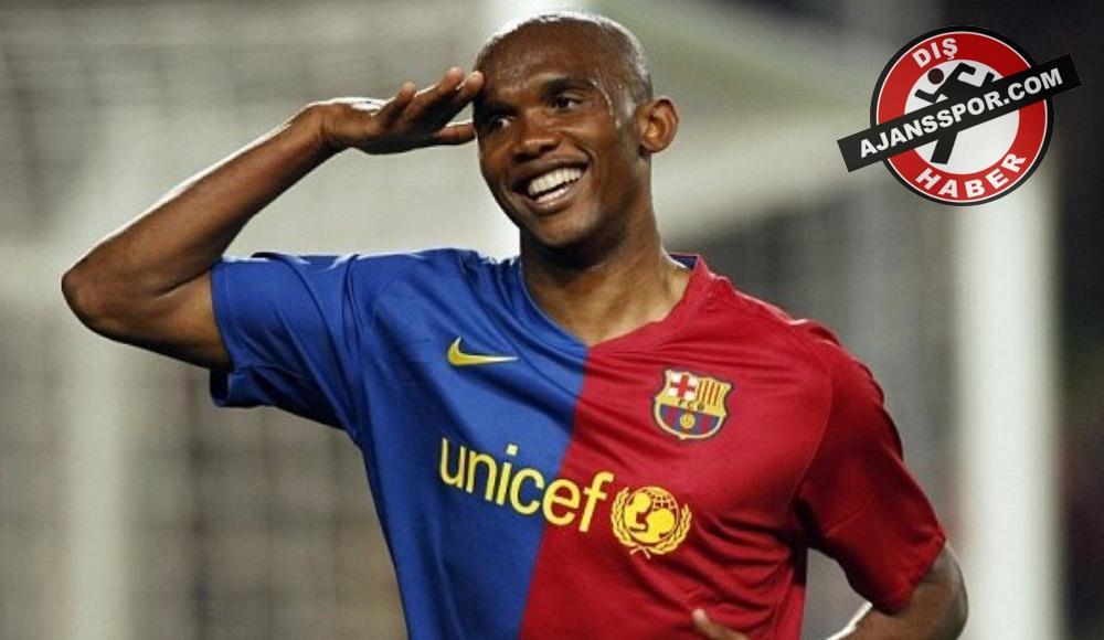 Samuel Eto'o'dan Messi ve Guardiola hakkında flaş sözler!