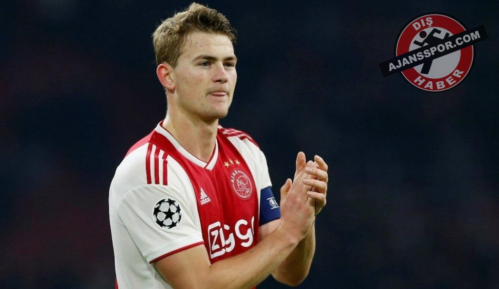 Juventus'tan, Matthijs De Ligt için dev teklif!