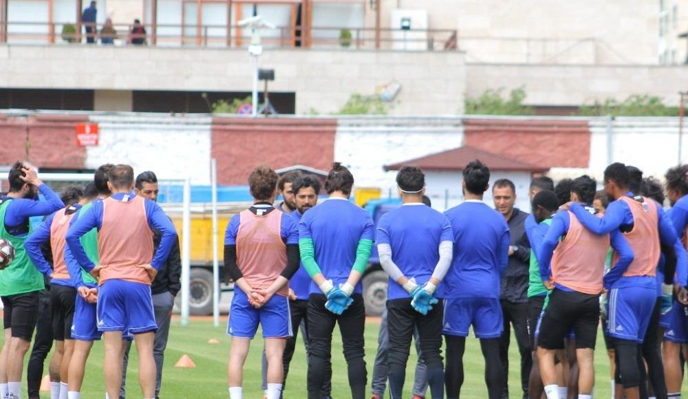Hatayspor, Afjet Afyonspor maçının hazırlıklarını sürdürüyor