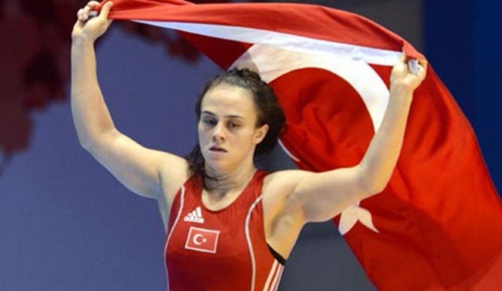 Elif Jale Yeşilırmak bronz madalya kazandı