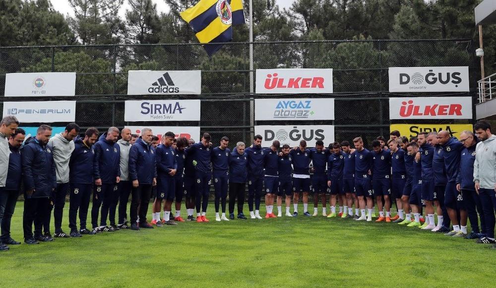 Fenerbahçe'den Can Bartu için saygı duruşu