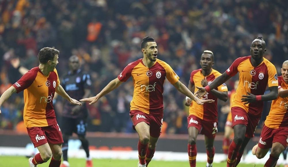 Galatasaray son 13 maçtır kaybetmiyor!