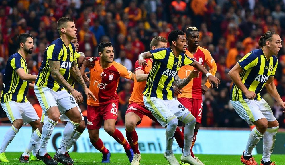 Fenerbahçe ve Galatasaray'ın kadro değeri 1 milyar!