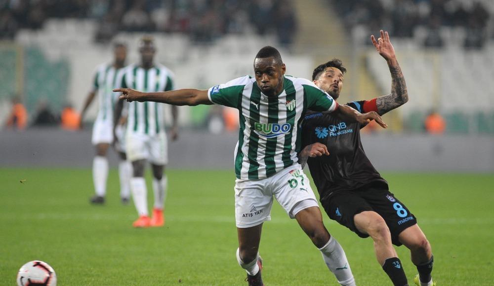 Bursaspor'un en büyük sıkıntısı gol