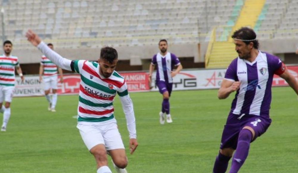 Karşıyaka, Yeni Orduspor'u tek golle geçti