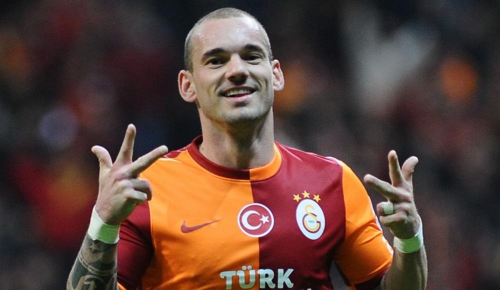 """Sneijder'den Fenerbahçe itirafı: """"Kötü ve güçsüz hissediyordum..."""""""