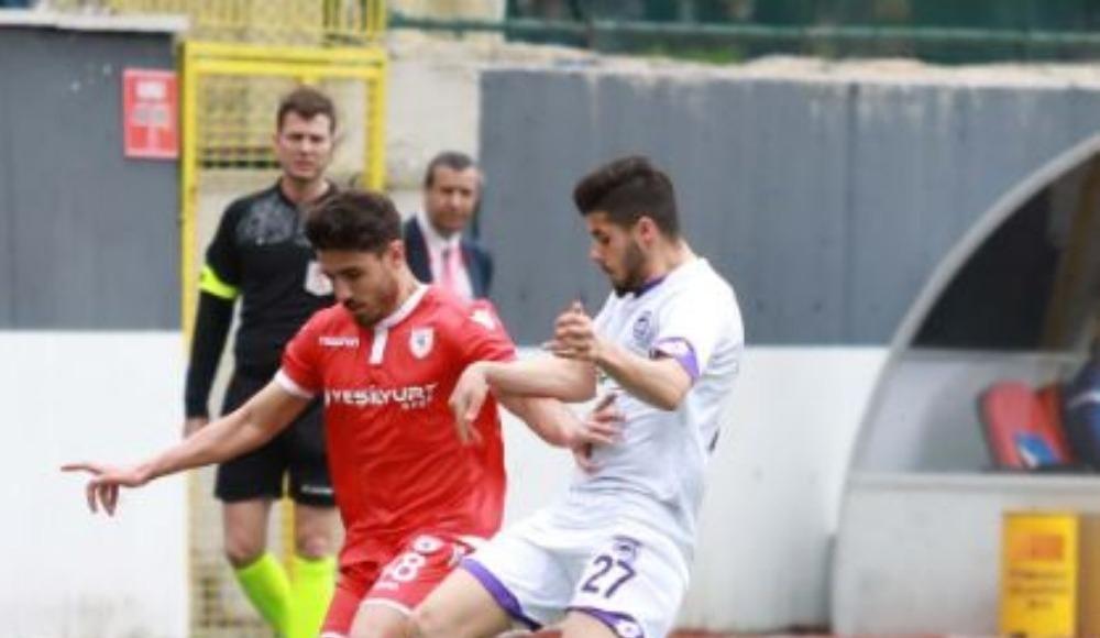 Hacettepe ile Samsunspor yenişemedi: 2-2