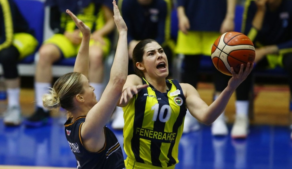 Fenerbahçe, Çukurova Basketbol'u 81-65 yendi