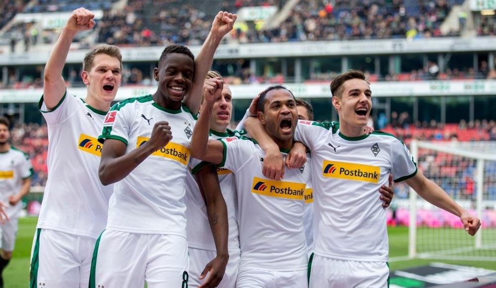 Özet - Borussia M.Gladbach deplasmanda tek golle kazandı