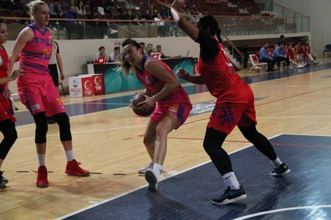 Yalova VIP, Mersin BŞB Gelişim'i 107-80 mağlup etti