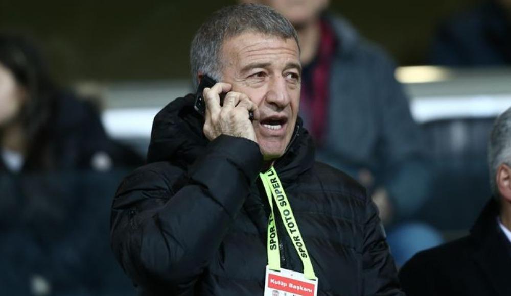 """Ahmet Ağaoğlu: """"Sade,öz ama yerinde transferler olacak"""""""