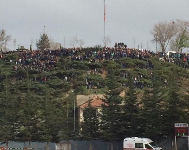 Kırşehir Belediyespor, şampiyonluğa bir adım daha yaklaştı