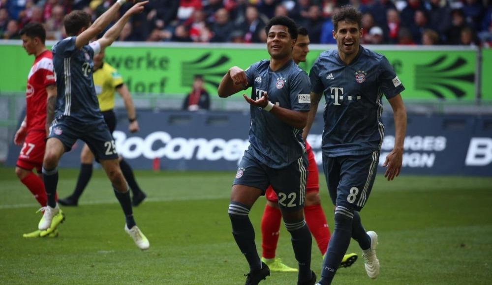 Özet - Bayern Münih, Fortuna Düsseldorf'u deplasmanda farklı mağlup etti